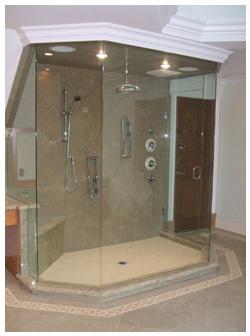 Frameless Shower Doors Designer Series 10
