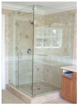 Frameless Shower Doors Designer Series 11