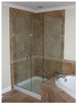 Frameless Shower Doors Designer Series 12
