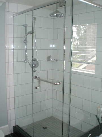 Frameless Shower Doors Designer Series 18