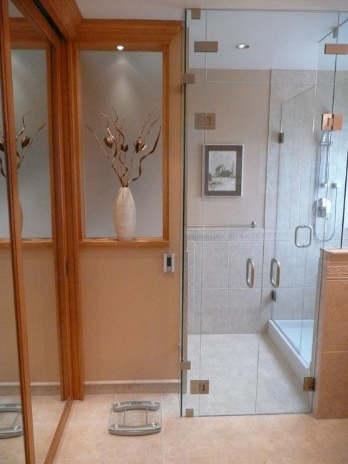 Frameless Shower Doors Designer Series 22