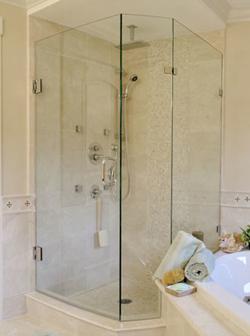 Frameless Shower Doors Designer Series 4