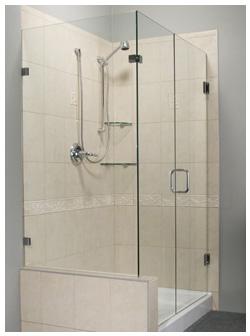 Frameless Shower Doors Designer Series 5