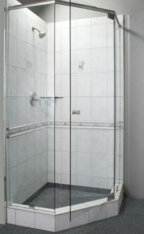 Frameless Shower Doors Designer Series 6