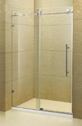 frameless shower door 1