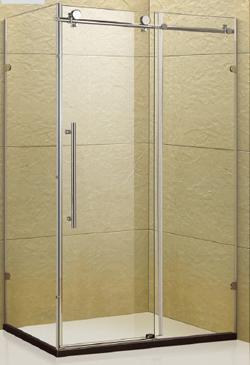 frameless shower door 3