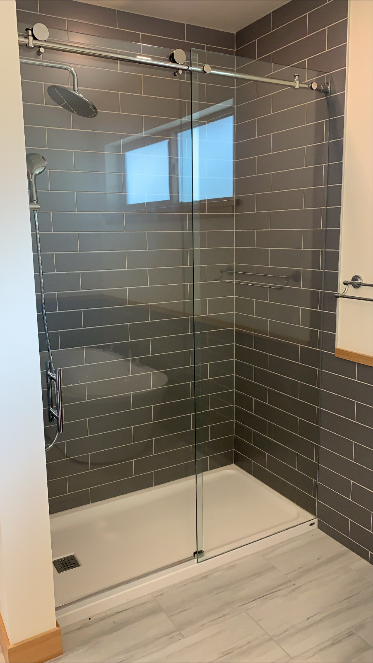 superslider shower door